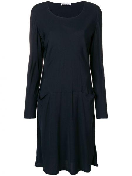 Платье винтажное Jil Sander Pre-owned
