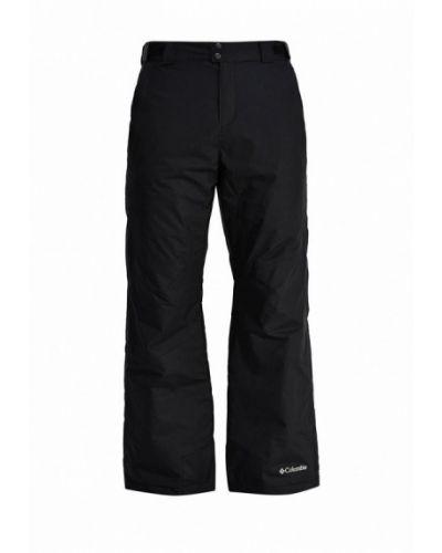 Черные горнолыжные брюки Columbia