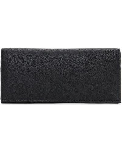 Кожаный кошелек Loewe