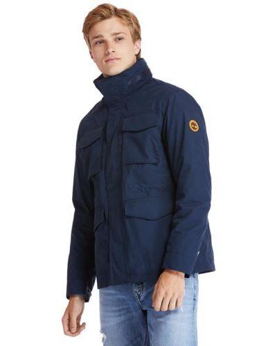 Куртка с капюшоном - синяя Timberland