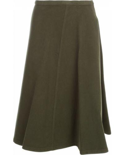 Zielona spódnica Aspesi