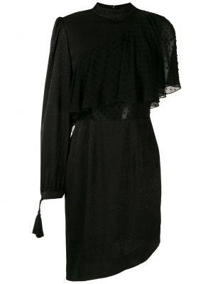 Платье прозрачное - черное À La Garçonne