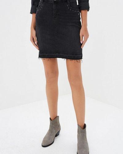 Джинсовая юбка осенняя S.oliver