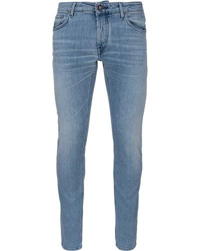 Niebieskie mom jeans Hand Picked