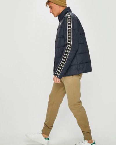 Утепленная куртка стеганая укороченная Kappa