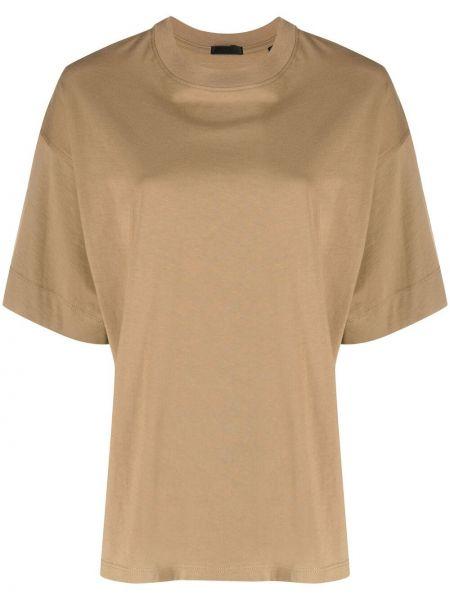 T-shirt bawełniany krótki rękaw Atm Anthony Thomas Melillo
