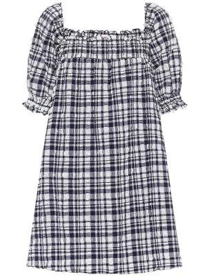 Летнее платье мини в полоску Solid & Striped