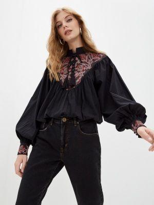 Блузка с длинными рукавами - черная One Teaspoon