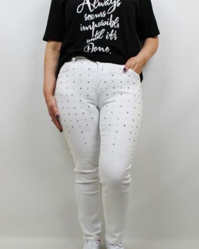 Джинсы - белые Dishe Jeans