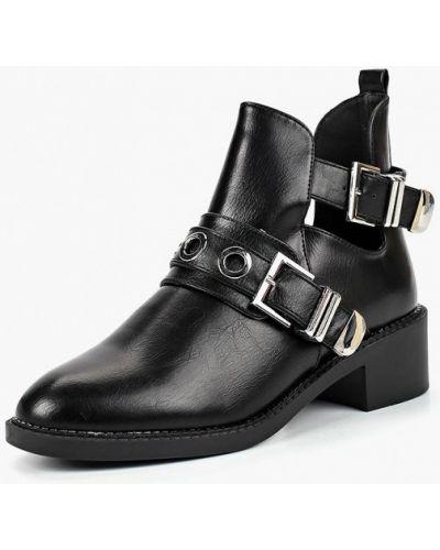 Ботильоны осенние высокие Style Shoes