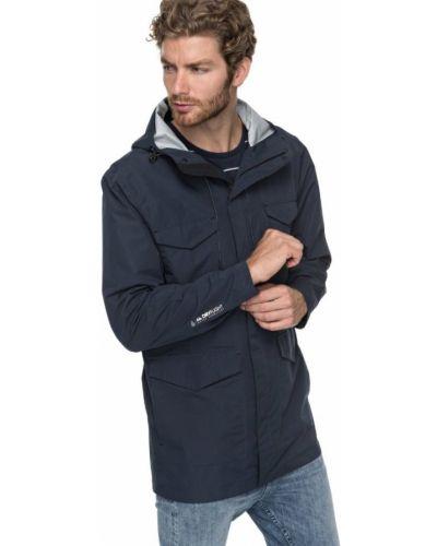 Синяя куртка Quiksilver