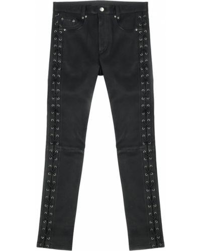 Ażurowe spodnie sznurowane Garçons Infideles