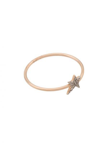 Кольцо из золота с бриллиантом Kismet By Milka