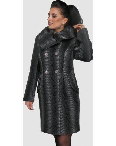 Шерстяное пальто - белое Randfline