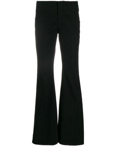 Свободные брюки расклешенные брюки-хулиганы Gucci Vintage