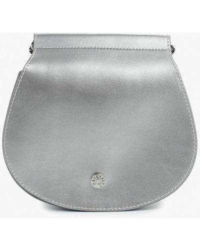 Кожаная сумка через плечо итальянский Madeleine