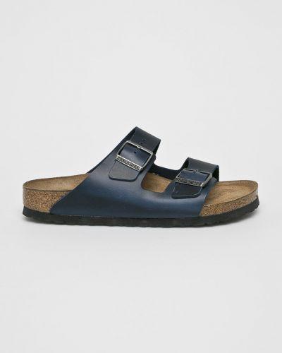 Сандалии кожаные темно-синий Birkenstock