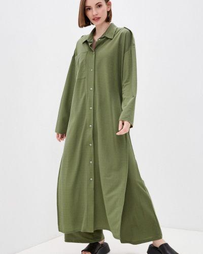 Костюм - зеленый Allegri