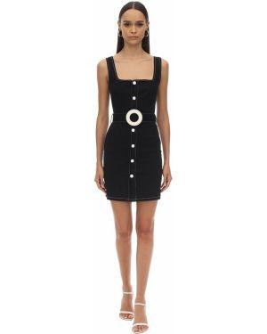 Платье мини на пуговицах на бретелях Solid & Striped