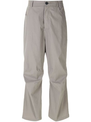Укороченные брюки - серые Uma   Raquel Davidowicz