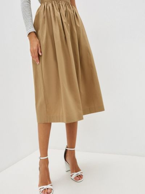 Зеленая юбка Selected Femme