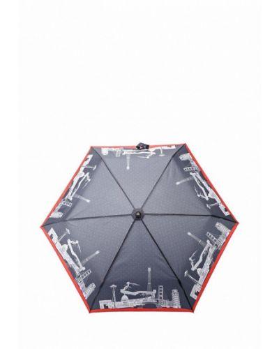 Черный зонт Fabretti
