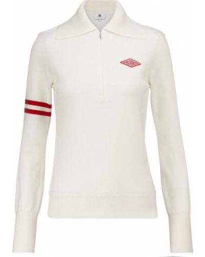 Biały sweter wełniany Cordova