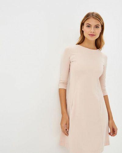 Платье осеннее прямое Bruebeck