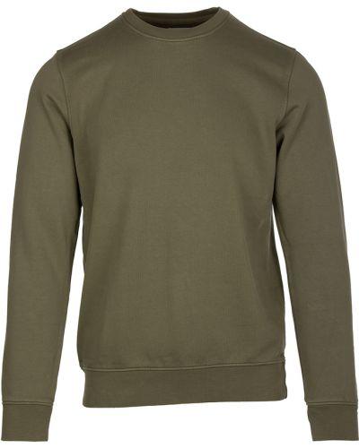 Zielony sweter Colorful Standard