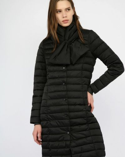 Утепленная куртка - черная Mosaic
