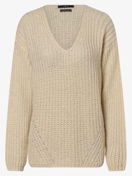 Sweter wełniany - biały Set