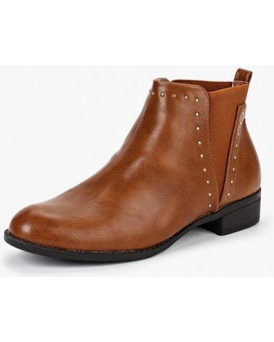 Ботинки челси осенние на каблуке Style Shoes