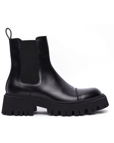 Черные ботинки челси Balenciaga