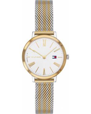 Zegarek srebrny Tommy Hilfiger