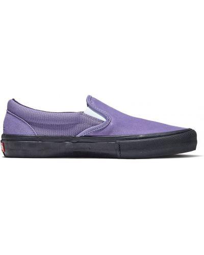 Слипоны фиолетовый Vans