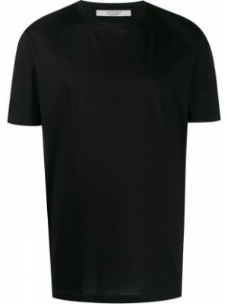 Черная футболка La Fileria For D'aniello