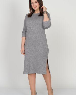 Платье миди с разрезами по бокам платье-сарафан Amarti