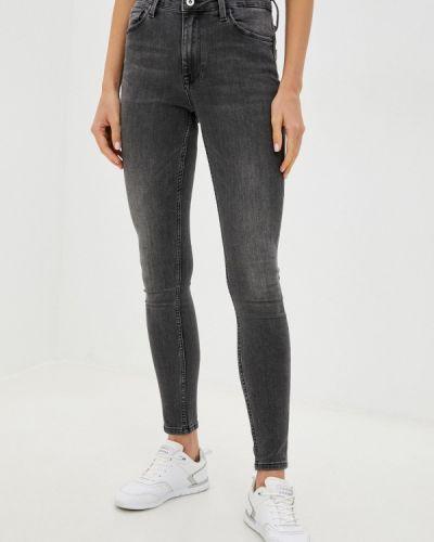 Серые турецкие джинсы Mexx