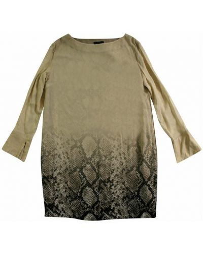 Zielona sukienka Roberto Cavalli