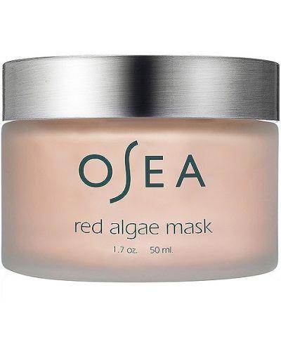 Różowy skórzany maska do twarzy czyszczenie bezpłatne cięcie Osea