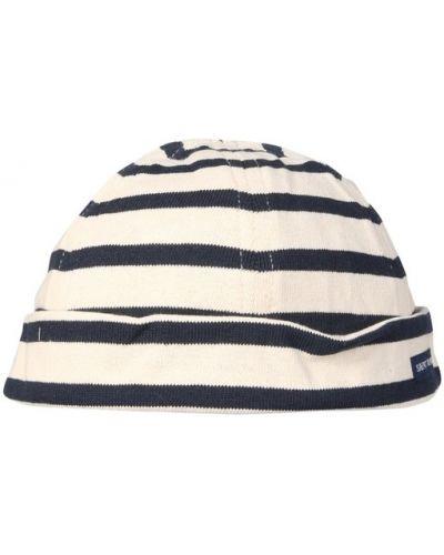 Biały kapelusz Saint James