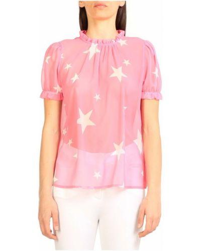Różowa bluzka Alessia Santi