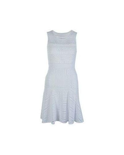 Белое вечернее платье Pinko
