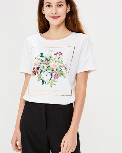 Белая футболка 2019 Zarina