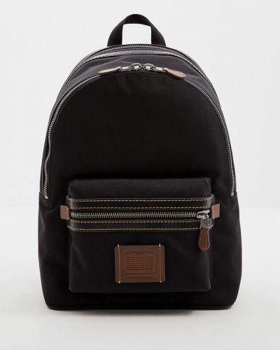 Черный рюкзак Coach