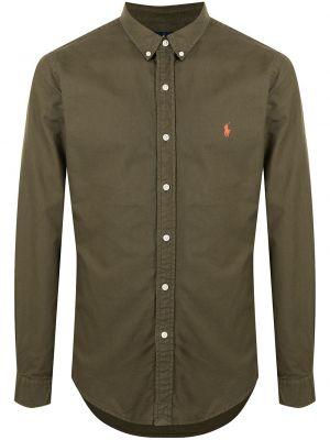 Koszula, zielony Polo Ralph Lauren