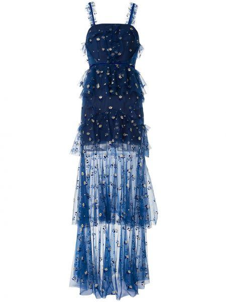 Платье с рукавами расклешенное Alice Mccall