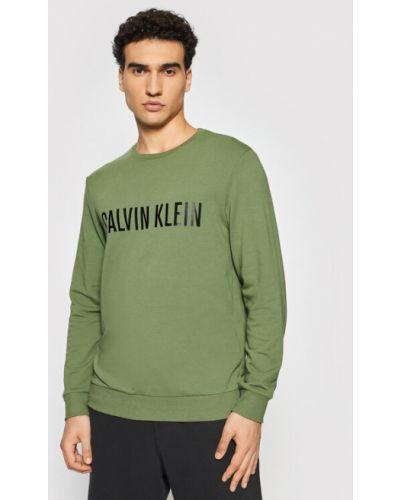 Zielona bluza Calvin Klein Underwear