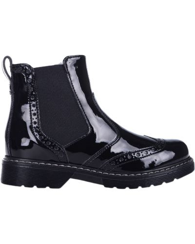 Черные ботинки Nero Giardini
