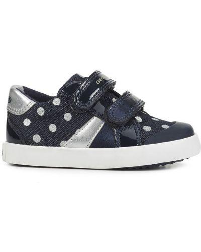 Кроссовки синие темно-синий Geox